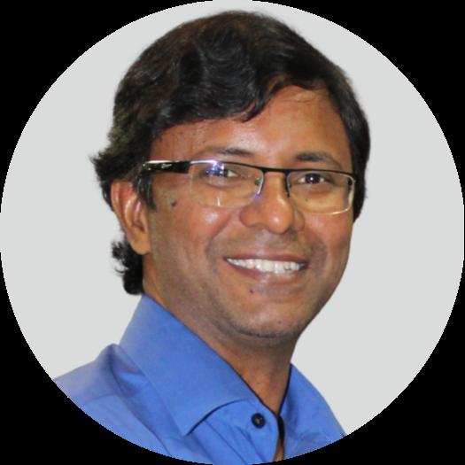 Prof. Chandrashekar Ramanathan (moderator)